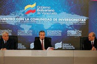 Declararon el default parcial de Venezuela