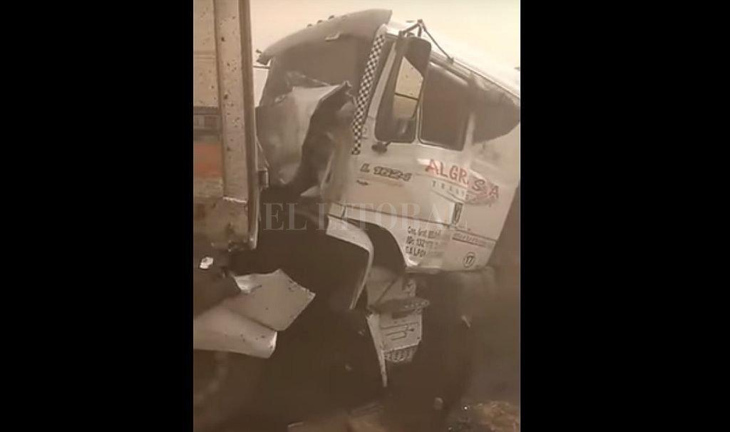 Dos muertos en un accidente en la ruta 34