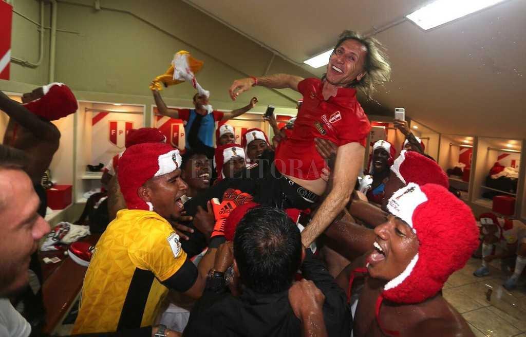 <strong>Foto:</strong> Twitter Selección Perú