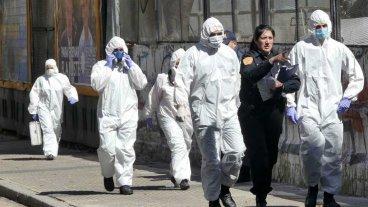 El cuerpo de Maldonado no fue arrastrado ni manipulado