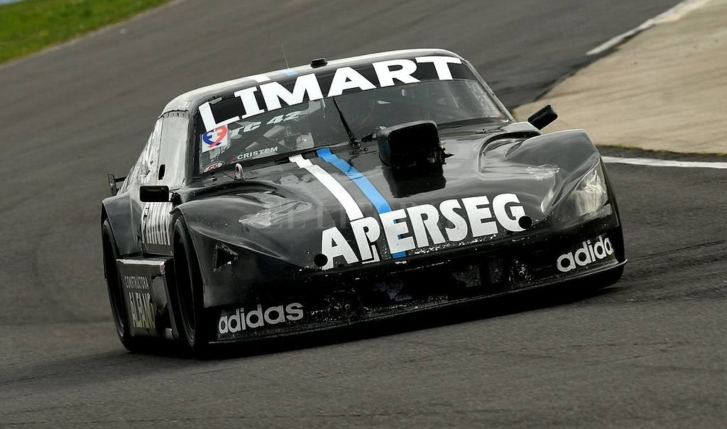 Esteban Gini fue el mejor en el primer día de clasificación