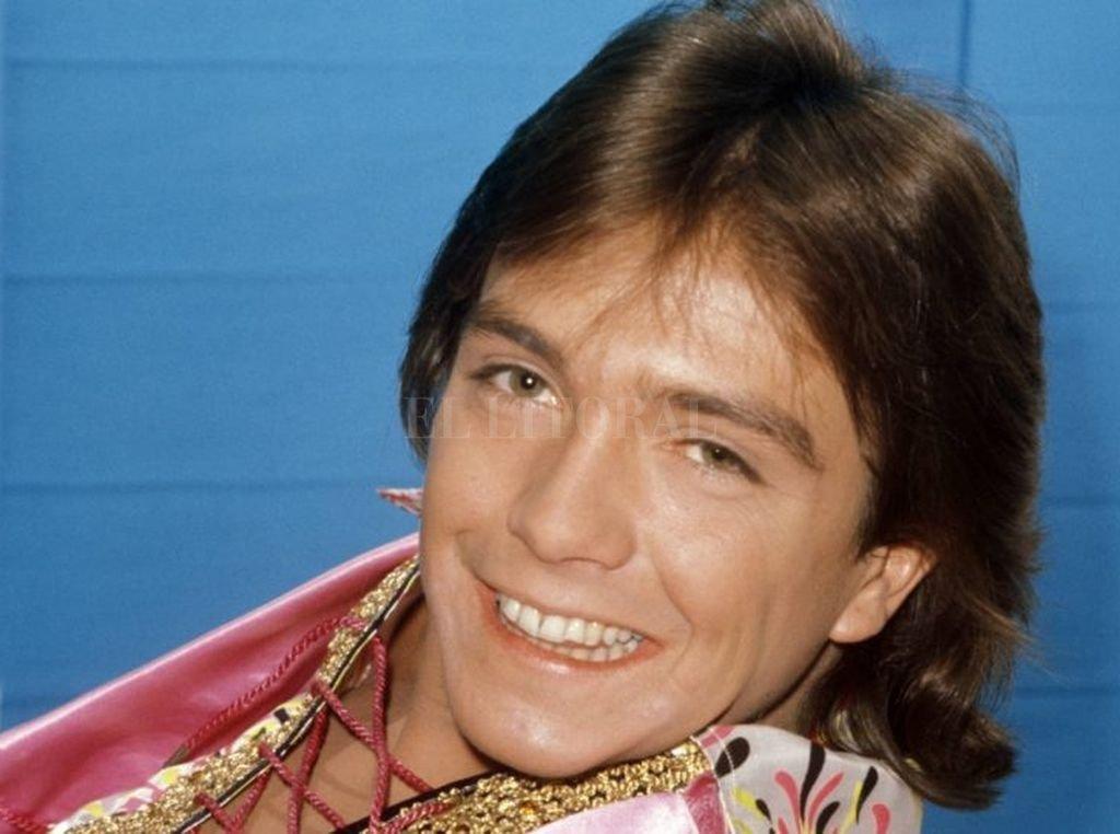 Murió David Cassidy, ídolo musical adolescente de los años setenta