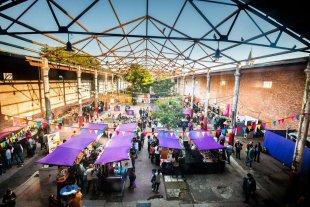 """""""Santa Fe vive bien"""" en el Mercado Progreso"""