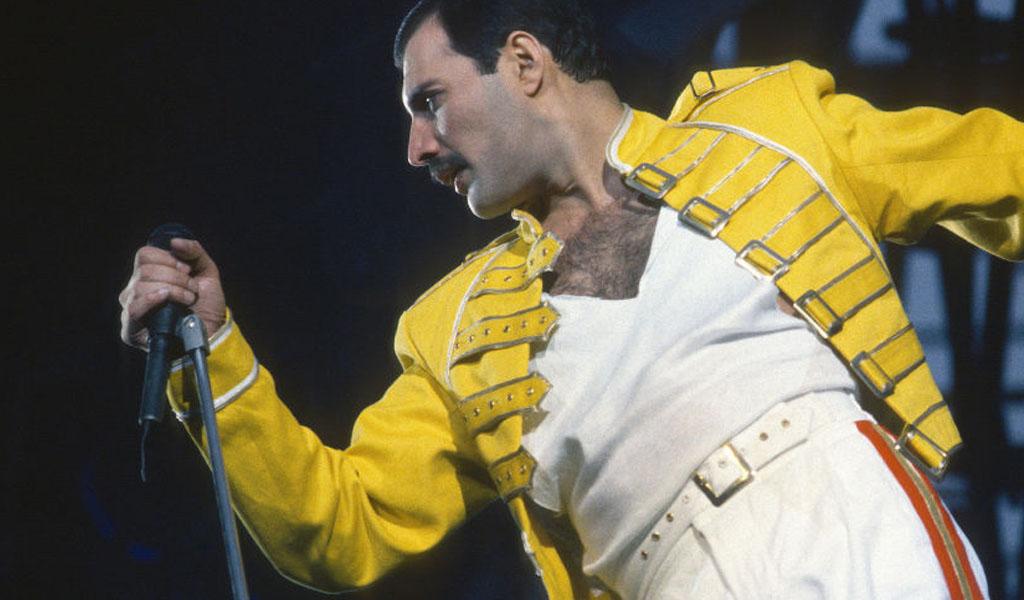 Se cumplen 26 años de su muerte — Freddie Mercury