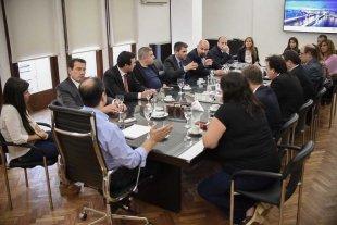 """""""Estamos analizando alternativas con los concejales para lograr un acuerdo"""""""