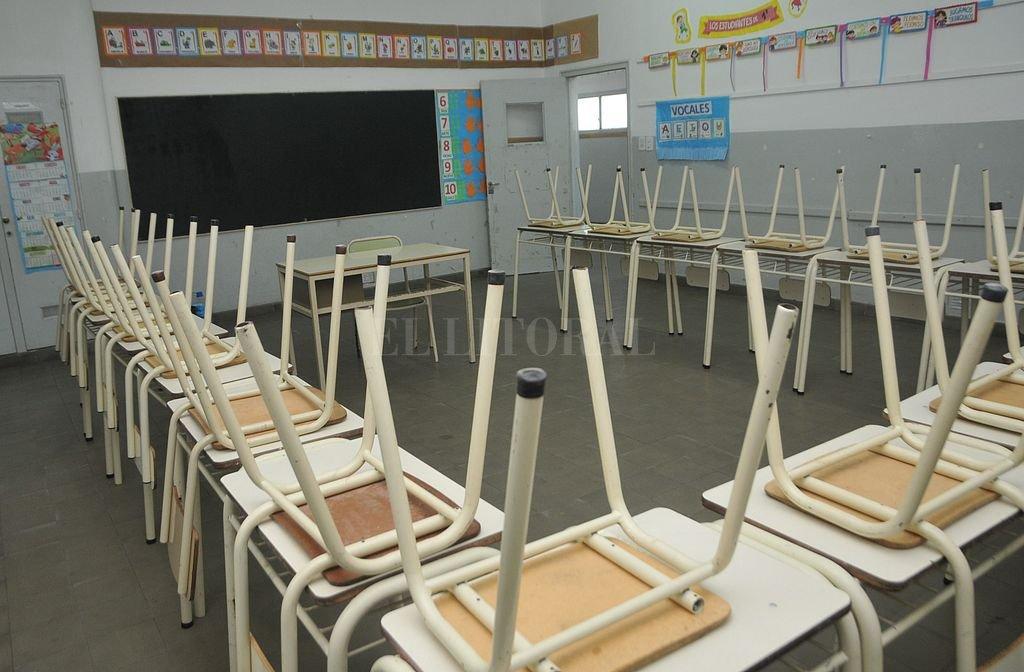 La moción elegida fue votada por casi 37.000 docentes. Crédito: Archivo El Litoral