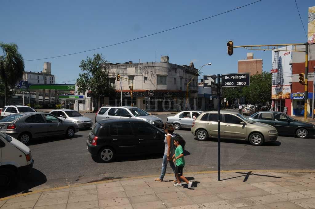 La zona donde se produjo el hecho  Crédito: Archivo El Litoral / Luis Cetraro