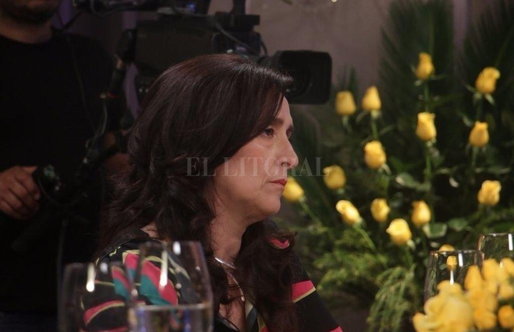 La vicepresidenta fue una de las invitadas al programa de Mirtha Legrand el sábado por la noche. Crédito: Calrín