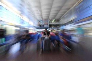 Así está la Terminal de Ómnibus, a punto de quedar sin concesión