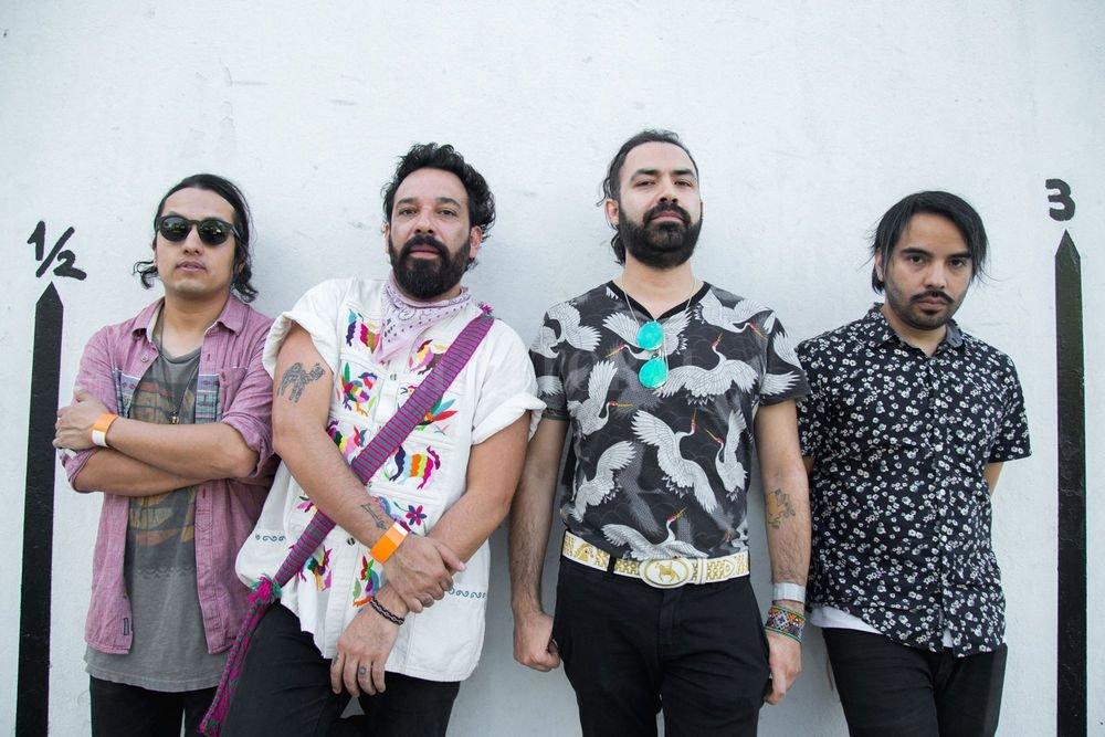 """Con su primer disco, """"Sombras de Oro"""", fueron nominados al Grammy Latino por Mejor Álbum de Música Alternativa en 2015; ahora se encuentran trabajando en su segundo LP de la mano de Tweety González en la producción. Gentileza Aixa Peralta"""