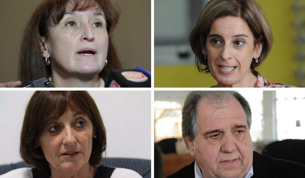 Asumen tres mujeres y un varón en el gabinete de Lifschitz