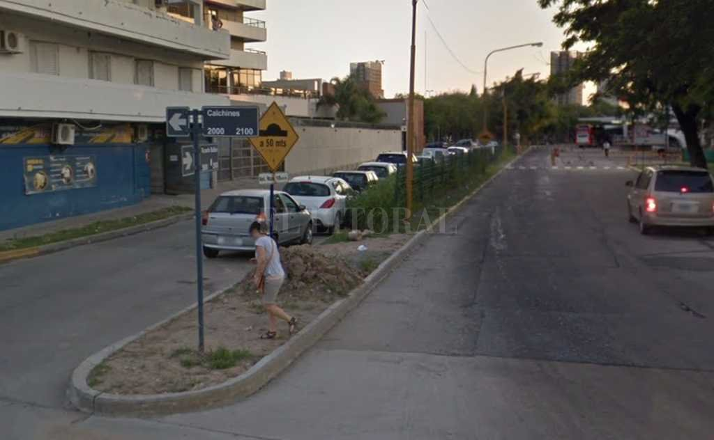 El hecho se produjo en las adyacencias de la terminal Crédito: Captura de Pantalla - Google Street View