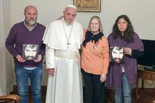 Papa Francisco recibió a la familia Maldonado