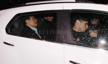 Detuvieron a Carlos Zannini, ex secretario de Cristina Kirchner