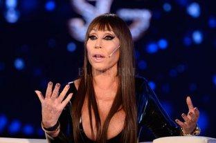 """Al aire: Moria """"ubicó"""" a Silvina Luna"""