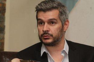 Marcos Peña le contestó a Cristina