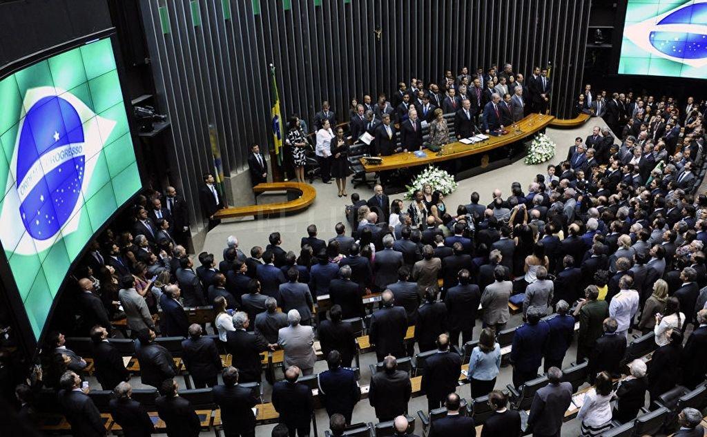 Congreso de Brasil. <strong>Foto:</strong> Internet