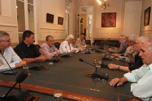 Reunión de fin de año de la Mesa del Diálogo Santafesino