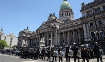 La Policía de la Ciudad será la encargada de la seguridad en el Congreso