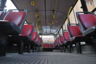 La UTA quiere garantizar el servicio de transporte público