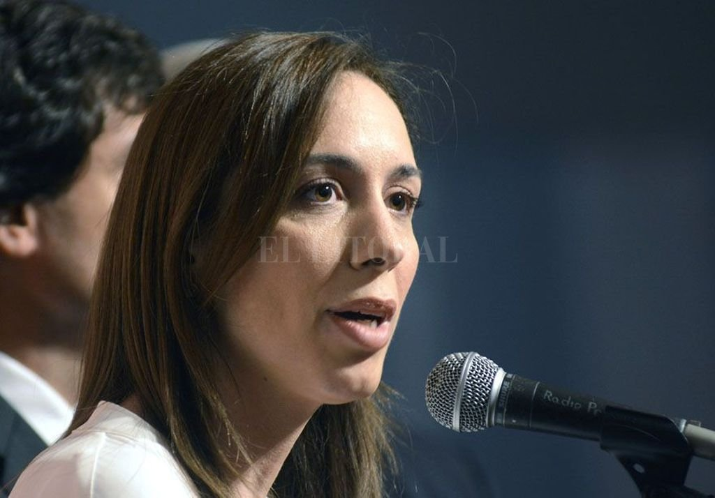 La gobernadora bonaerense irá al Congreso para tratar de mediar por la paz. Crédito: Internet