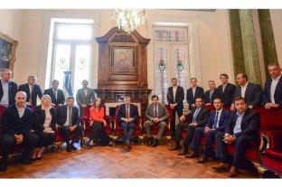 Trece gobernadores manifestaron su apoyo a la reforma previsional