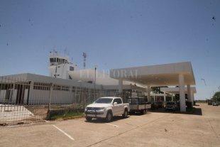 Aeropuerto de Sauce Viejo: el avión verificador terminó las pruebas