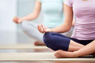 Yoga y meditación en el solsticio de verano