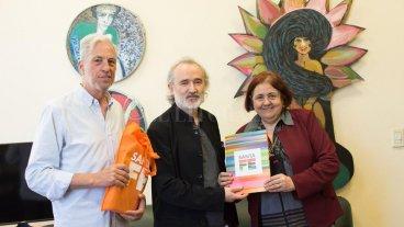 Entregaron el premio de narrativa Alcides Greca