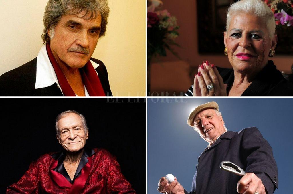 Todos los famosos que fallecieron durante 2017 el for Noticias famosos argentina