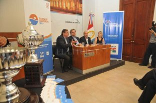 Presentaron la edición 2018 del Maratón Santa Fe - Coronda