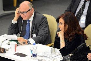 """""""Argentino, peronista y judío"""", la carta con la que Cristina despidió a Timerman"""