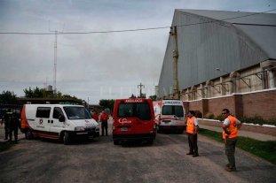 Falleció uno de los operarios heridos tras la explosión en Cofco