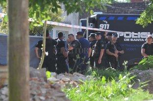 Masacre en barrio Santa Lucía