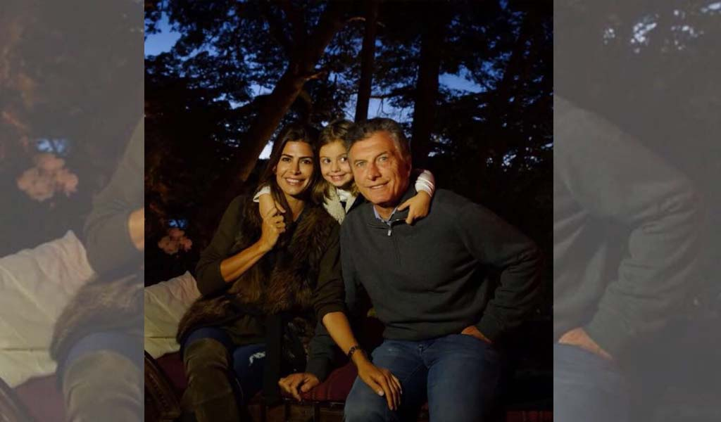 De vacaciones, Macri recibió al gobernador de Neuquén