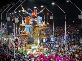El Carnaval del País en vivo por El Litoral