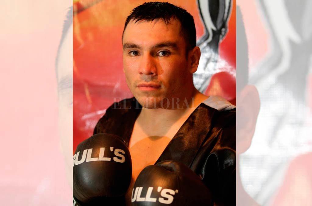 Solís había dado sus primeros pasos en el boxeo profesional donde sostuvo algunas peleas que le dieron relativa fama en el ambiente. <strong>Foto:</strong> Archivo El Litoral
