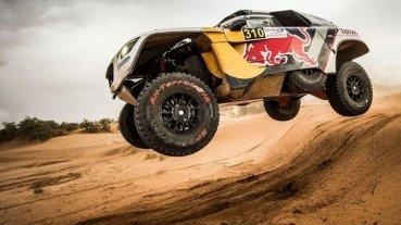 64 argentinos competirán en el Rally Dakar