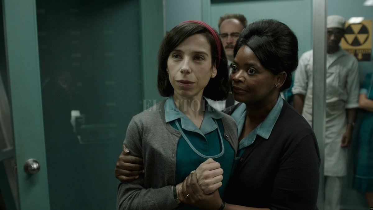 "Sally Hawkins y Octavia Spencer en ""The Shape of Water"". Fox Searchlight"