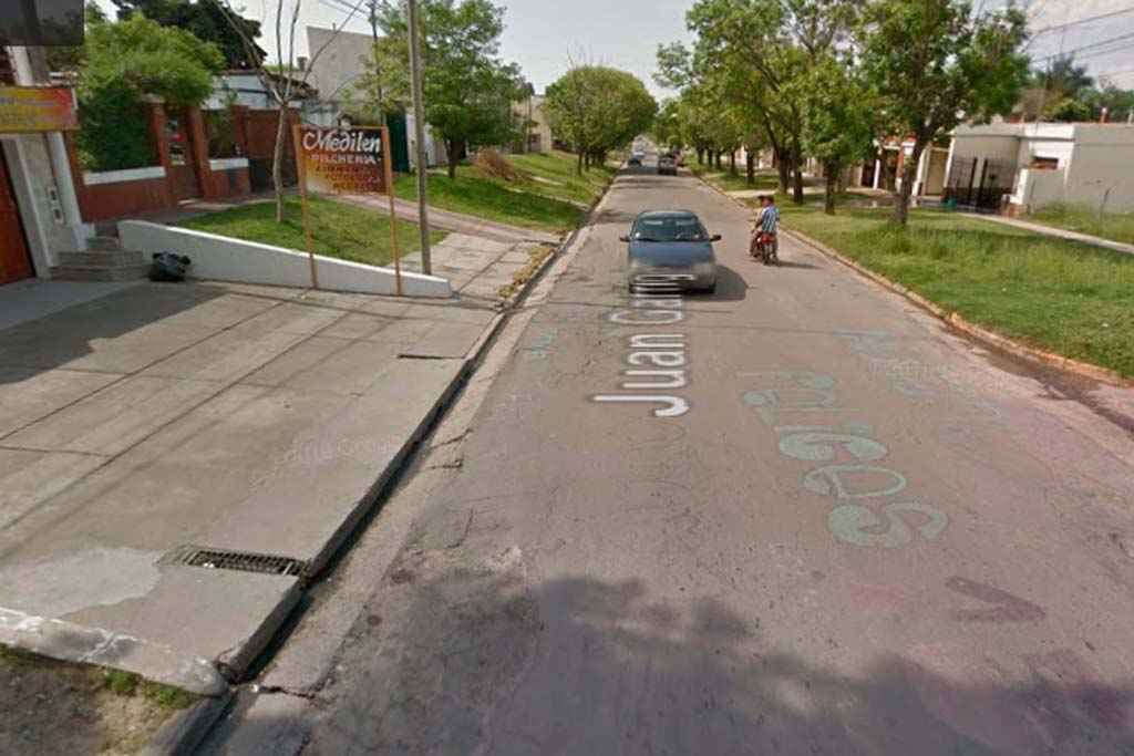 Crédito: Google Street View.