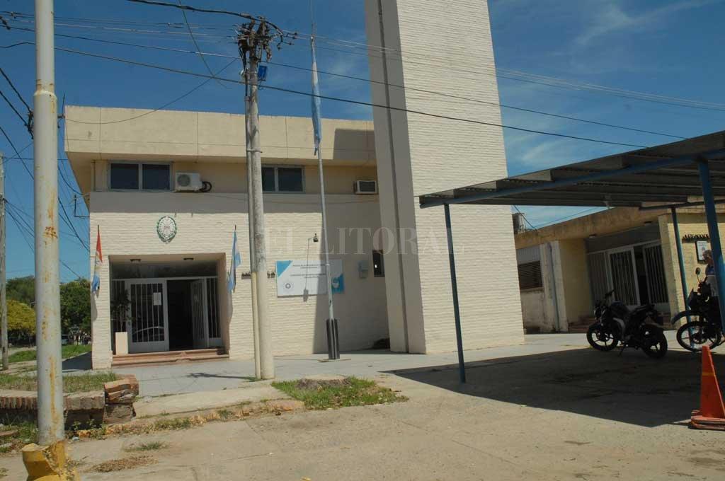 Personal de la Comisaría de Distrito 13° de Laguna Paiva actuó por los hechos <strong>Foto:</strong> Archivo El Litoral