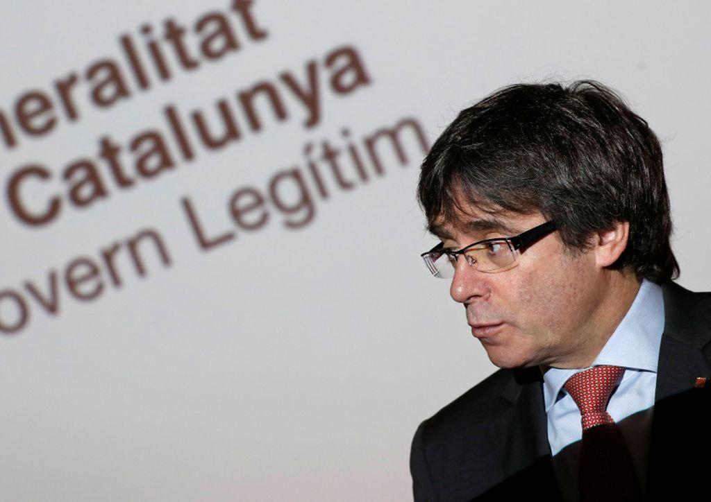 Puigdemont llegó a un acuerdo para volver a ser presidente de Cataluña
