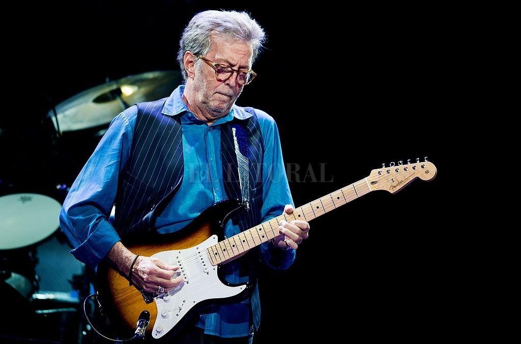 Eric Clapton confesó que se está quedando sordo