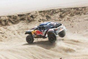 Sainz se impuso en La Paz y logró su primera victoria en este Dakar