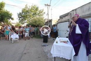 Monseñor Arancedo ofició una misa en memoria de las víctimas