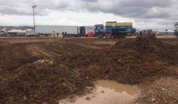 Rally Dakar: suspenden la etapa del lunes