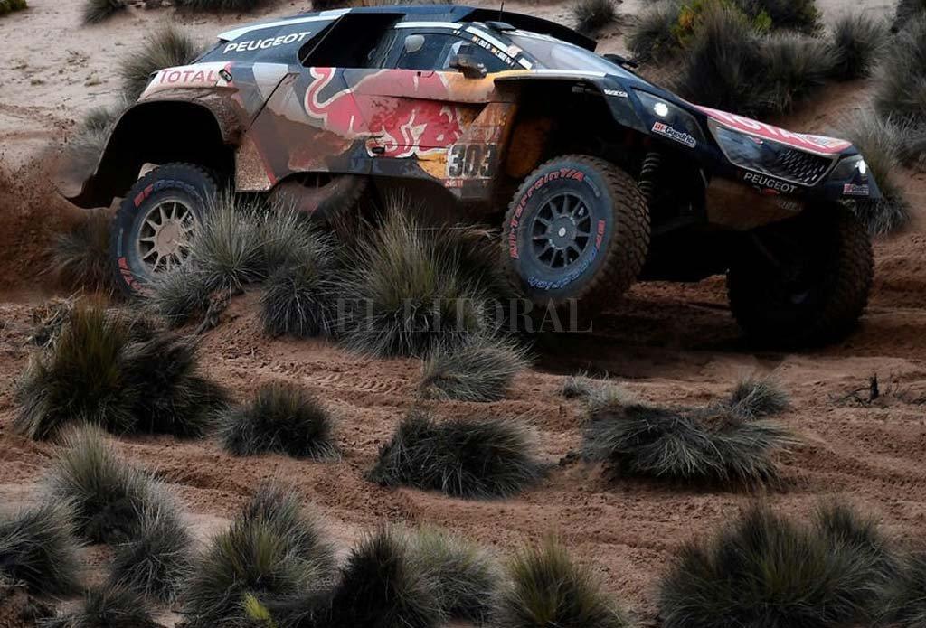 Crédito: Rally Dakar.