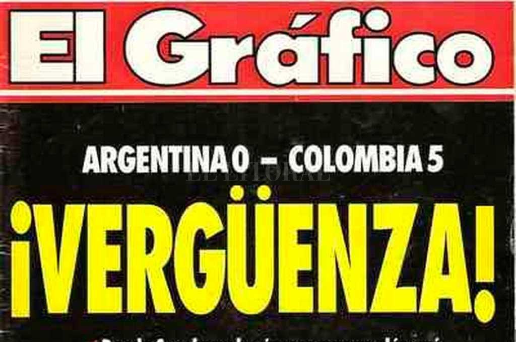 Anunciaron el cierre de revista el gr fico un cono del for Revistas del espectaculo argentino