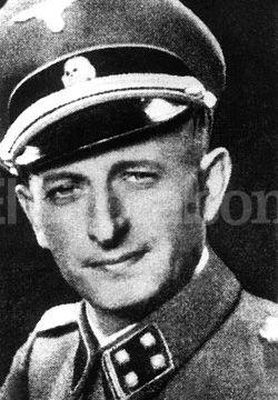 Adolf Eichmann. Crédito: Archivo