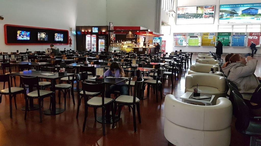 Nuevos bares low cost en los aeropuertos del interior for Ministerio del interior argentina